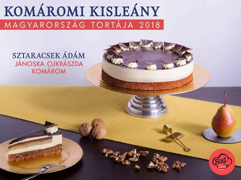 Cake of Hungary 2018